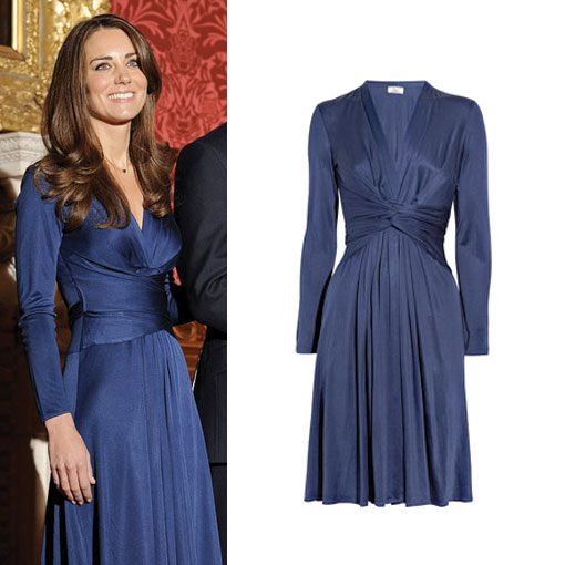 Royal Engagement Dress by Issa London
