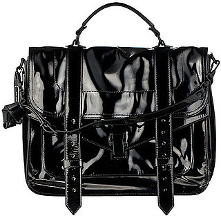 The Hottest Messenger Bag: Proenzer Schouler PS1 Patent Leather Bag