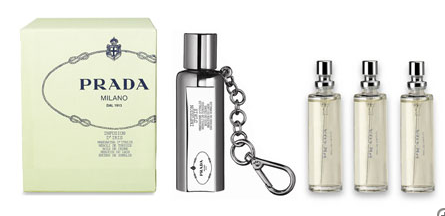 Memo To Self: If You Are Traveling…Purse Perfume