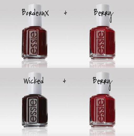 Red-Hot Nail Shades From Essie