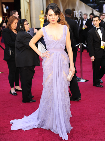 Oscars 2011: Sleek Style On The Red Carpet