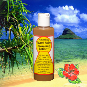THE Tanning Secret: Maui Babe