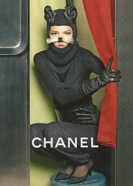 SNEAK PEEK: Chanel Fall-Winter 2011/2012