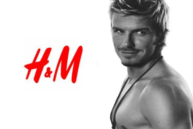 Beckham To Design For H&M