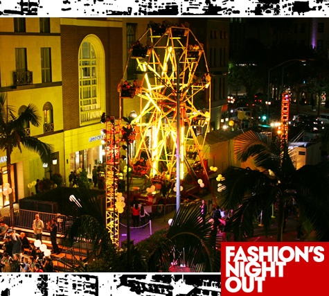 Rodeo Drive & Lanvin Are The Epicenter of FNO on The West Coast