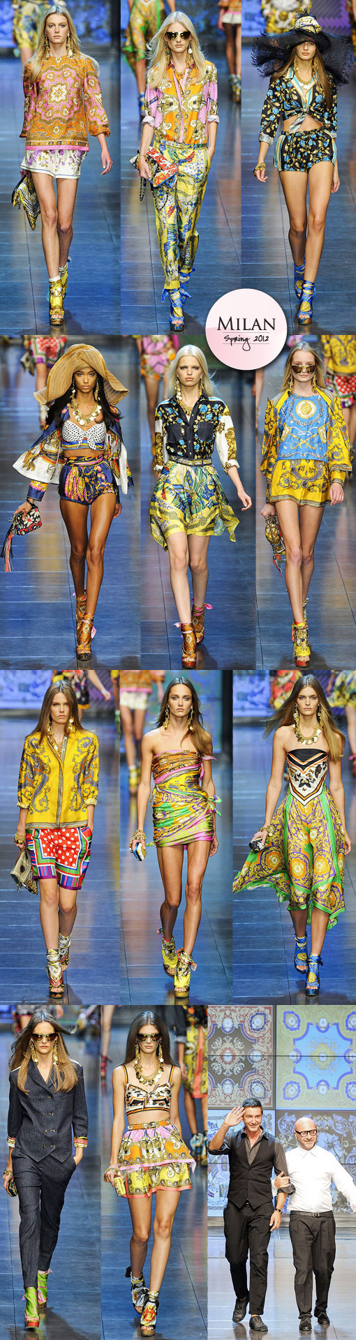 D&G Gypsy Brights!