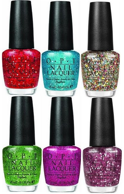 O•P•I Glitters Are UnFROGettable!