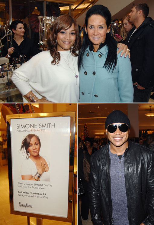 Lollipops For A Cause: The Simone I. Smith Jewelry Line