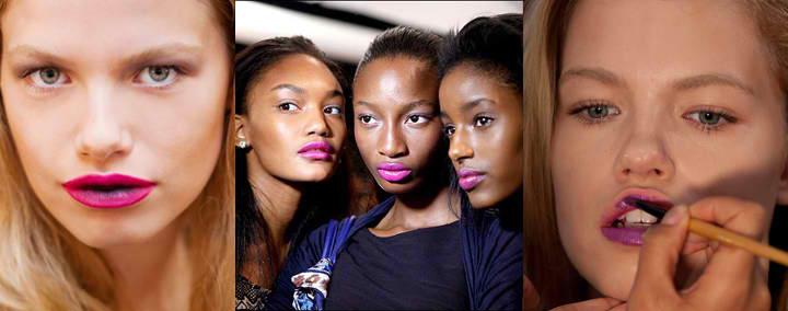 Trend Alert: Violet Lips