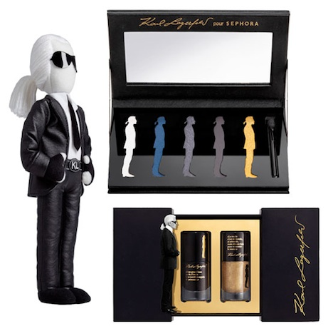 Karl Lagerfeld's Beauty Line for Sephora