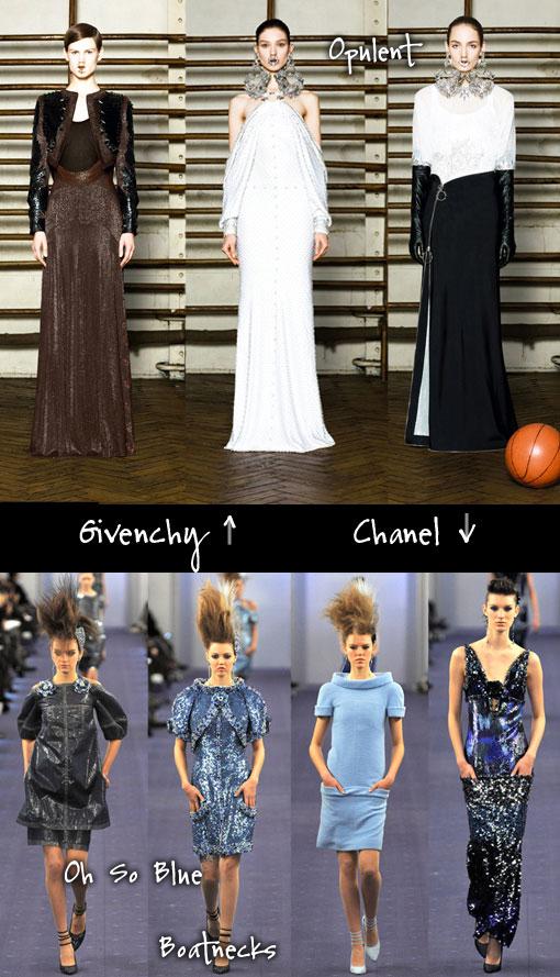 Haute Couture Makes A Comeback
