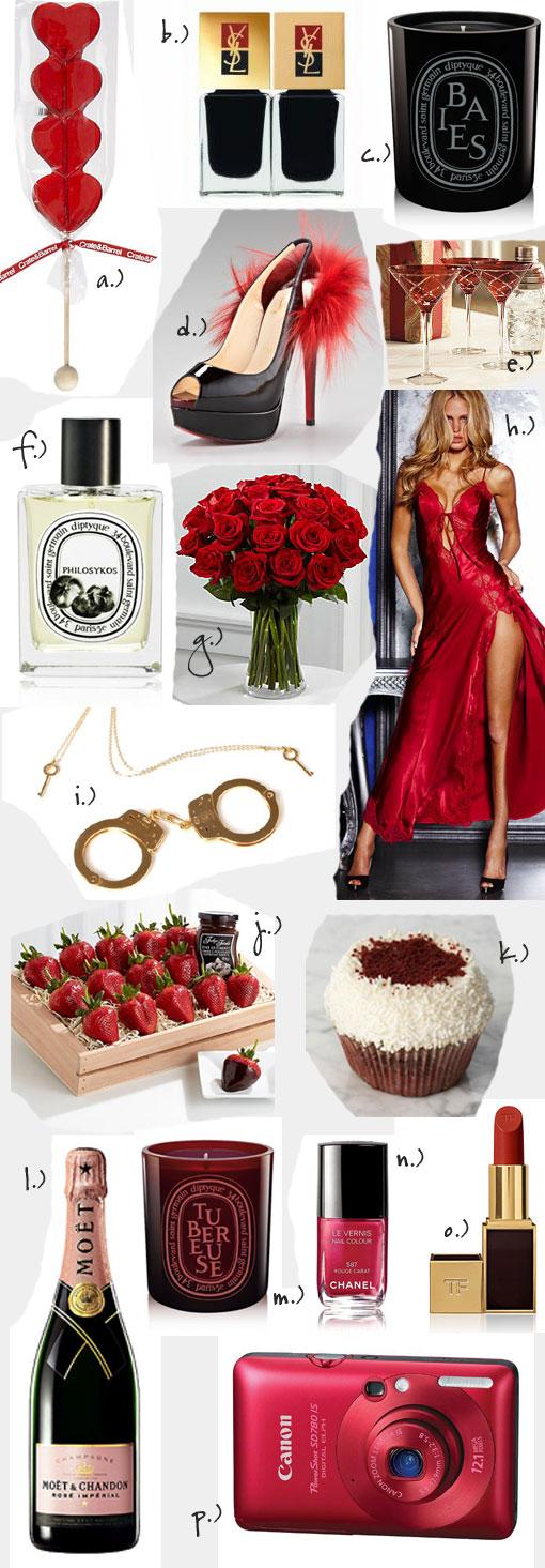 Astrid Bryan's Red and Black Valentine