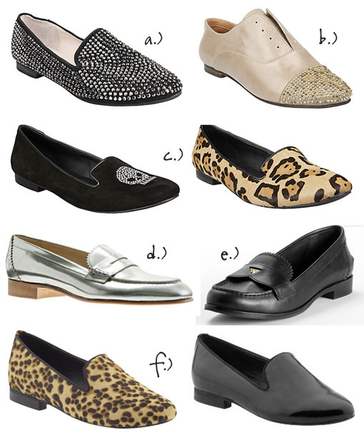 Sassy Loafers…Ode to Menswear