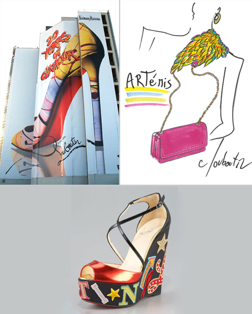 Guess Who's Coming To New York City and LA? Christian Louboutin