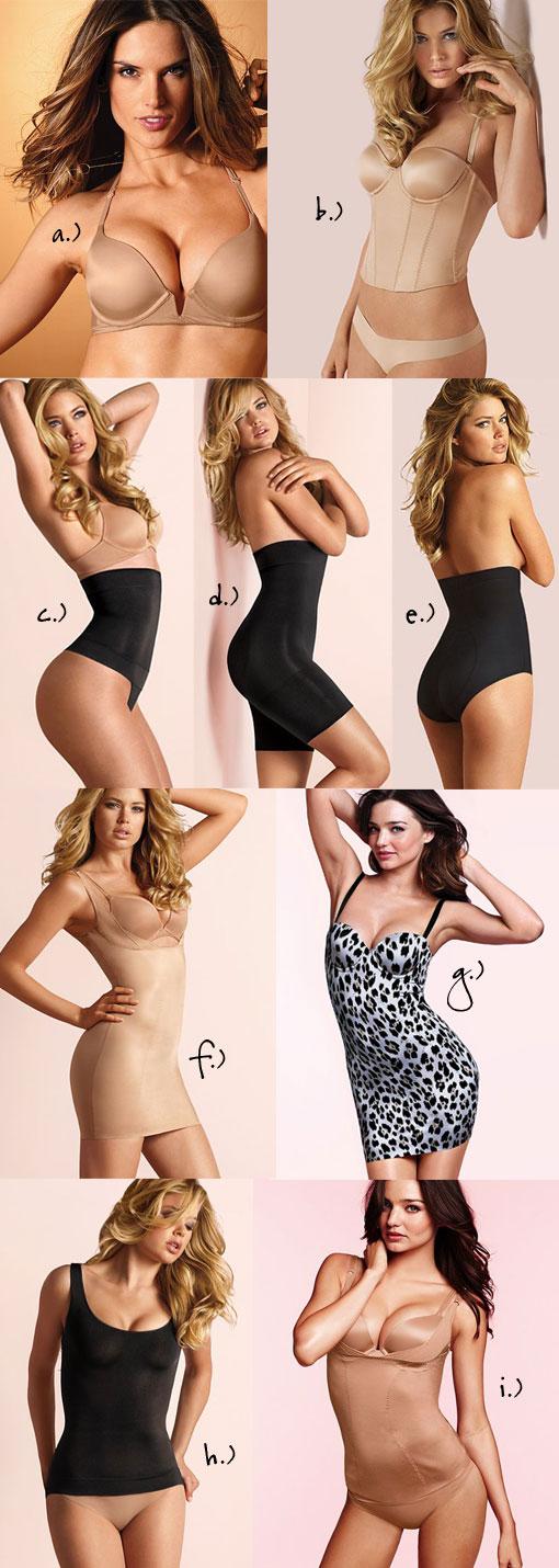 Victoria's Secret Oscar Lineup