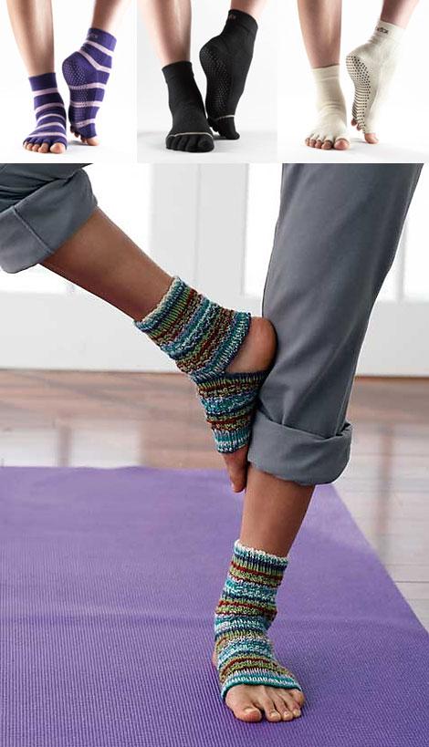 Yoga ToeSox