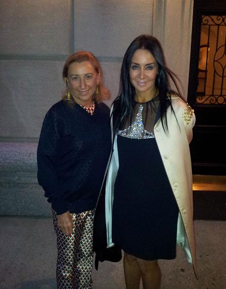 Met Gala Coda:Meeting Mrs. Prada & Mother's Day