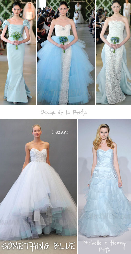Spring 2013 Bridal Runway Trends