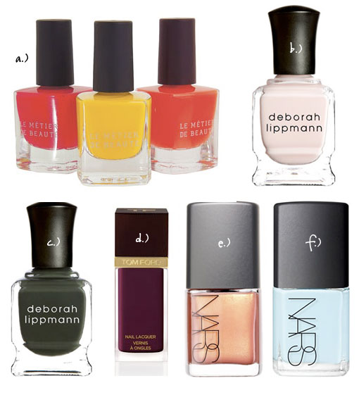 Nail Laquer Trends