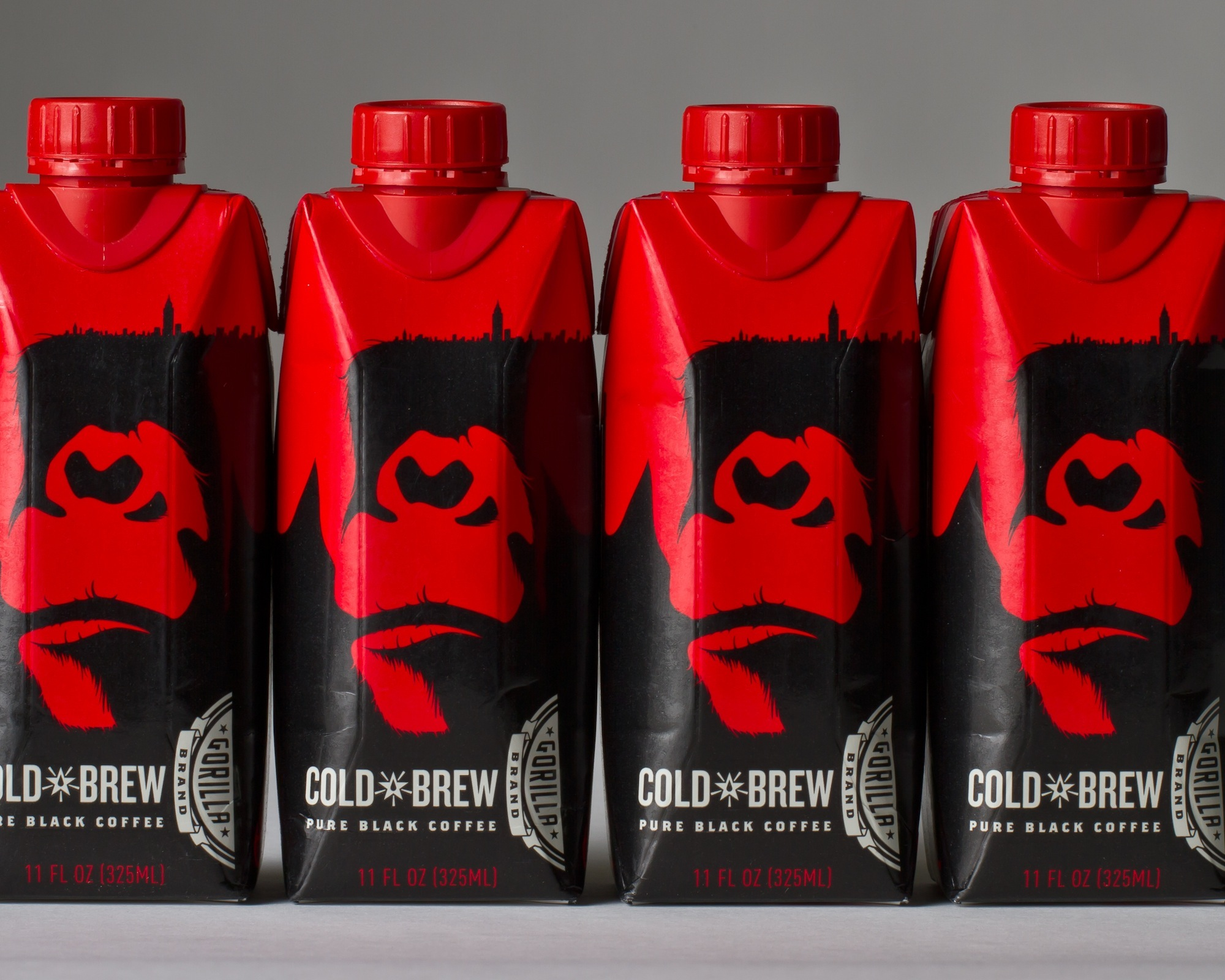 Chill Out With Gorilla Cold Brew