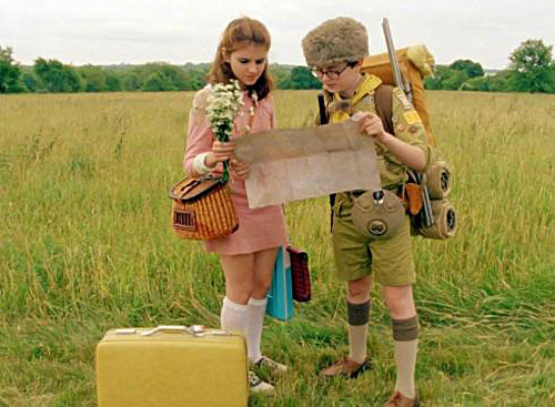 "Make It A 60s Style Summer With ""Moonrise Kingdom"""