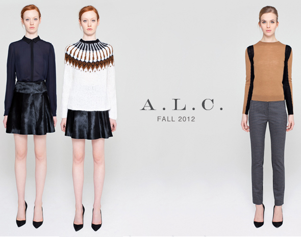 Alc Clothing Line Her line is available in store