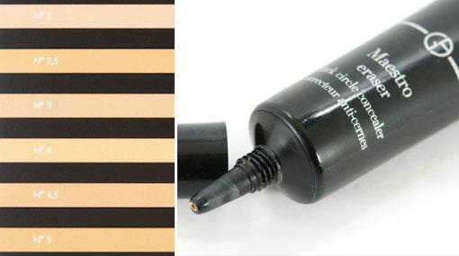 Sheer Perfection: New Giorgio Armani Maestro Fusion Make-up & Eraser