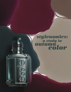 essie Fall 2012 Collection Press Release copy