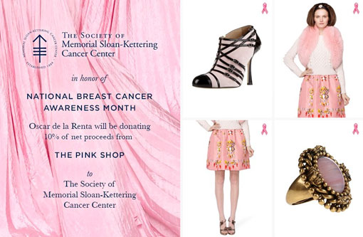 Breast Cancer Awareness:What You Need To Know & Designers Who Support The Cause