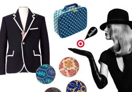 Target+Neiman Marcus= Holiday Gift Victory