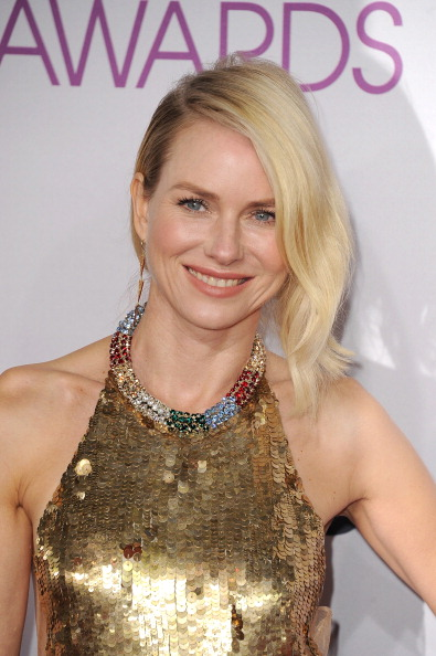 Golden Girl:Naomi Watts