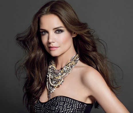 Katie Holmes: The New Face of Bobbi Brown