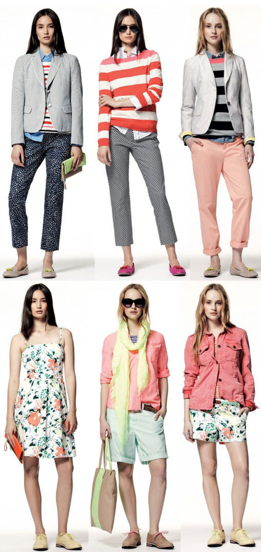 2013 Spring Trends from The GAP
