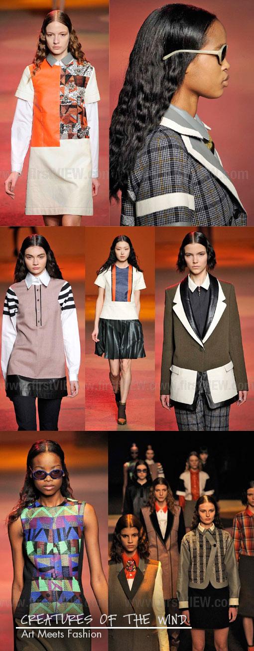 NY Fashion Week Fall 2013 RTW: Looking So Good