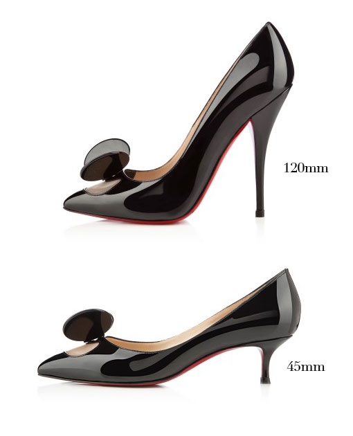 christian louboutin madame mouse 45mm