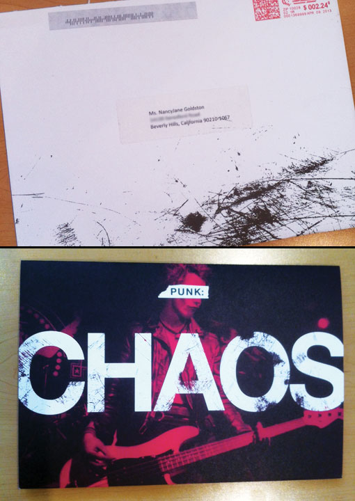 PUNK: Chaos To Couture / My MET Gala 2013 Diary/Gathering My Fashion Thoughts