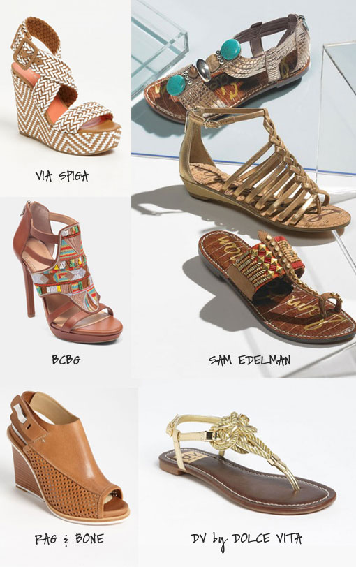 Naturally Chic Sandals