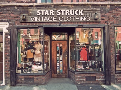 Best vintage clothing stores NYC has