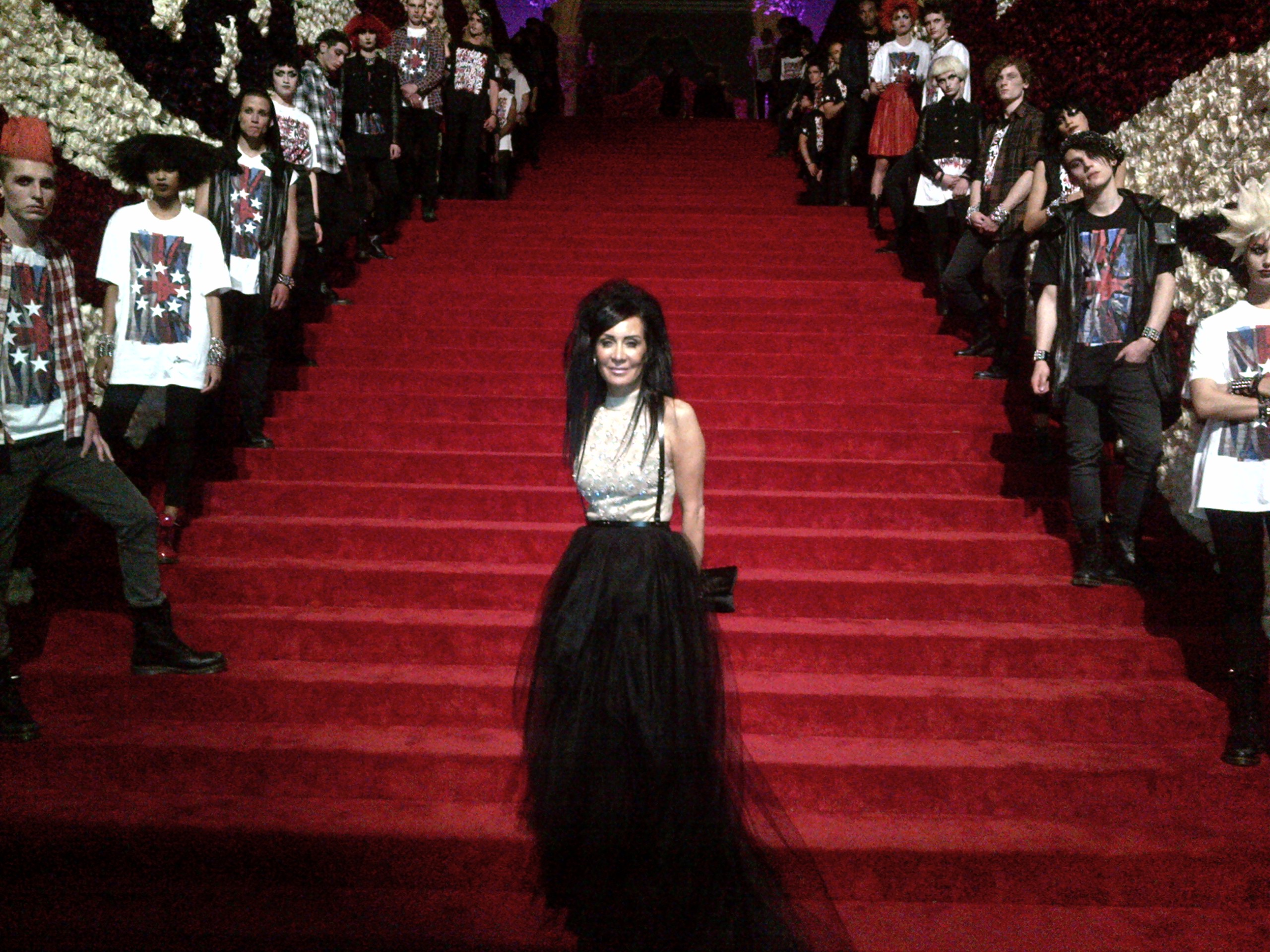 Punk: Chaos To Couture Met Gala 2013 Diary/What I Wore