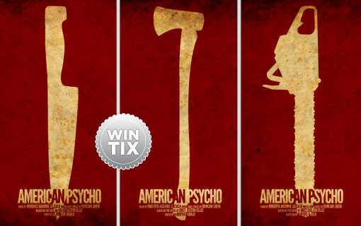 American Psycho Kickerstarter Campaign: Win Tix ToThe London Musical