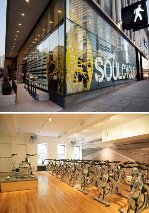 "The Newest Celebrity Fitness ""Addiction"": SoulCycle"