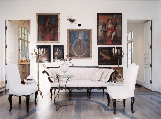 New Interior Design Trend : Gallery Walls