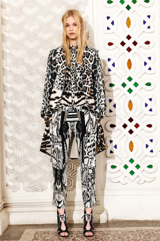 Resort 2014:Opposites Attract