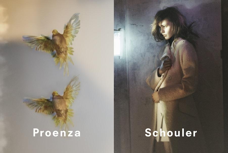 Proenza Schouler Fall 2013 Inspo
