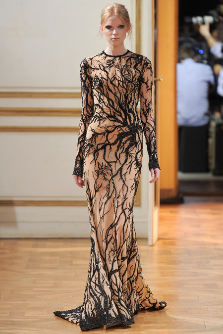 Couture Fall 2013: Red Carpet Gowns