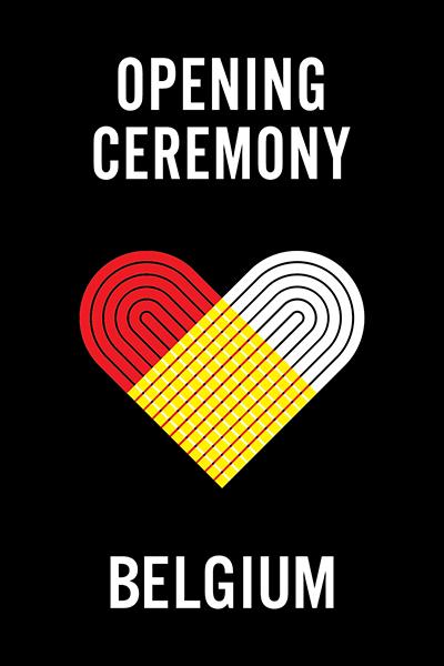 Belgo-mania: Opening Ceremony Celebrates All Things Belgium!
