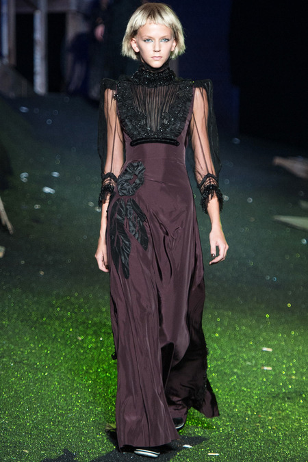 NYFW Spring 2014: Marc Jacobs Victorian Victory