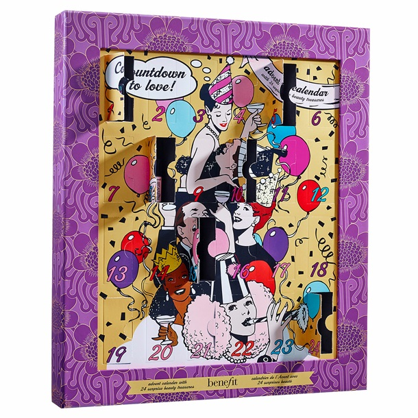 Benefit Countdown To Love! Beauty Advent Calendar
