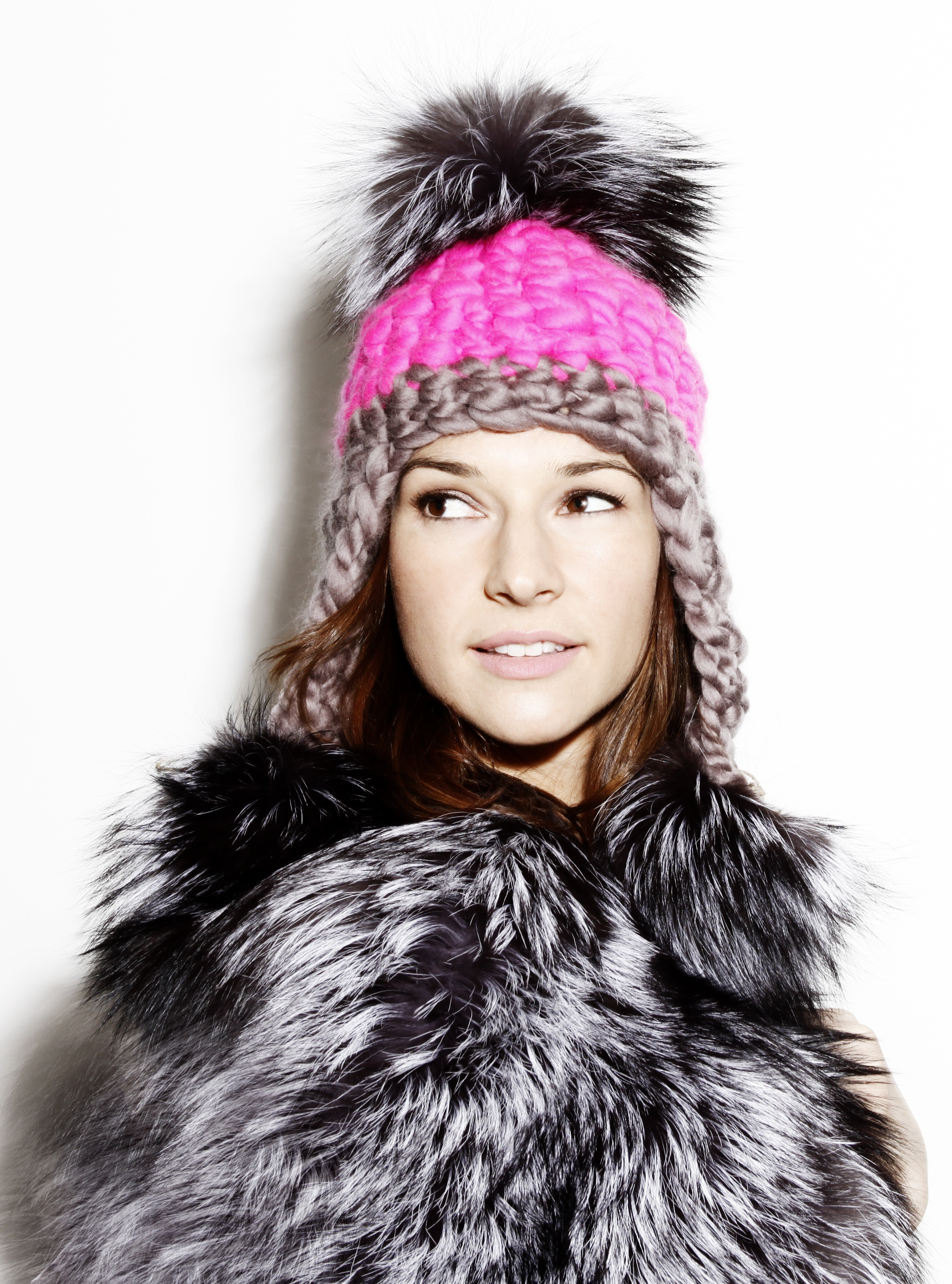 Mischa Lampert: Playful Knit Hats Partially Designed By You