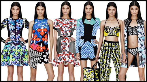 On Your Mark. Get Set. Peter Pilotto for Target and Net-A-Porter Debuts Tommorrow